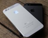 Определяется выбор белый или черный iphone