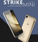 Смартфон BQ-4072 Strike Mini: отзывы и особенности