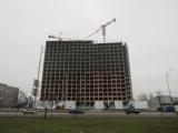В Деснянском р-не строится ЖК Twin House