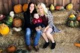Двух женщин забрали в первый раз ребенок