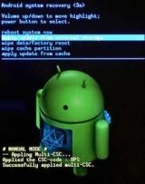 Как сбросить Android с помощью кнопок?